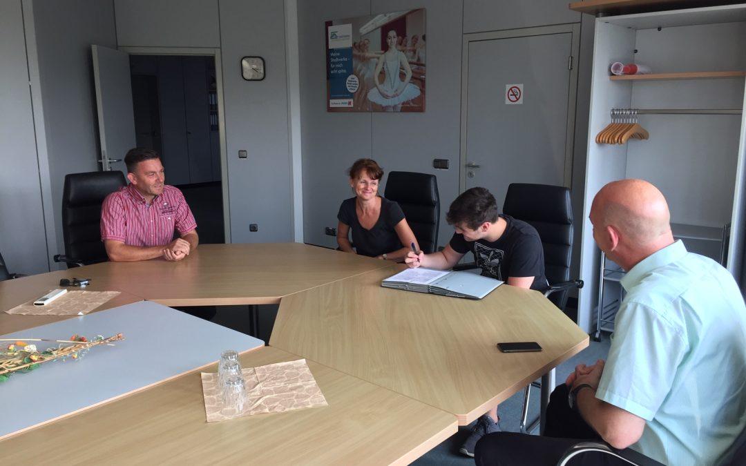 Neues Ausbildungsjahr in der Stadtwerke Bitterfeld-Wolfen Gruppe